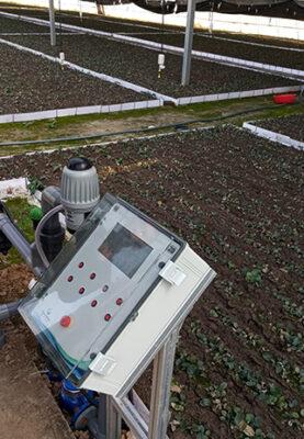 大棚灌溉案例
