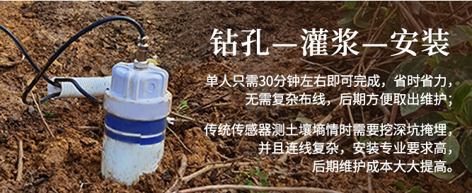 土壤墒情监测仪