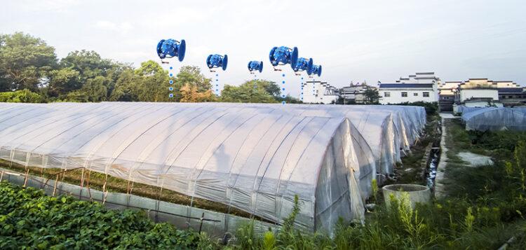 4G灌溉控制系统