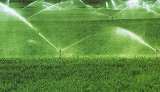 智能节水灌溉