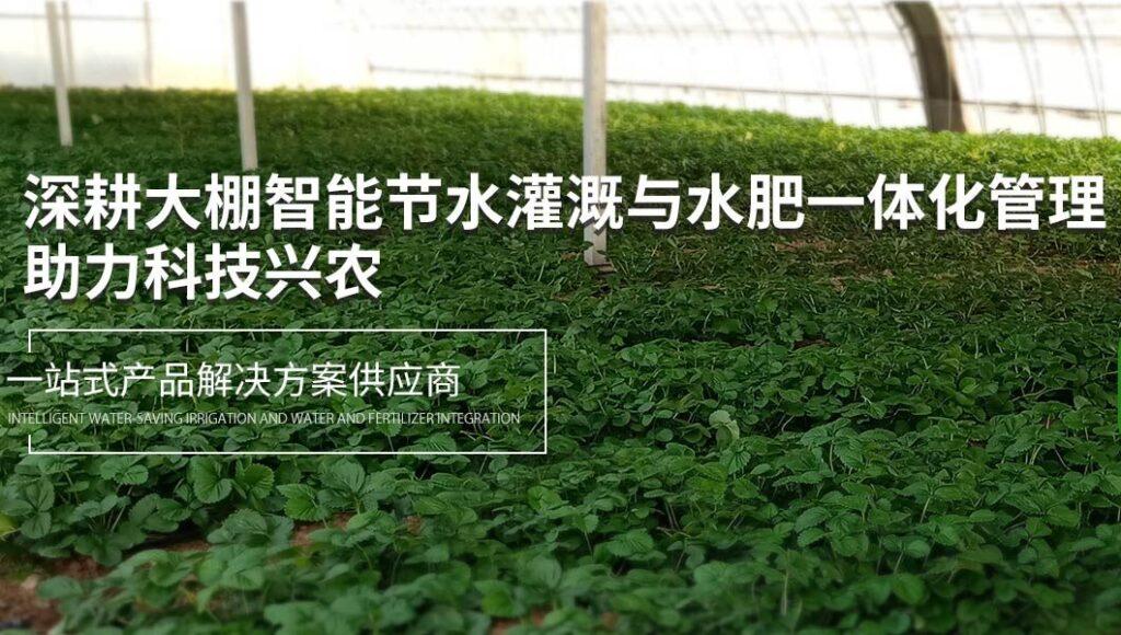 温室智能灌溉系统