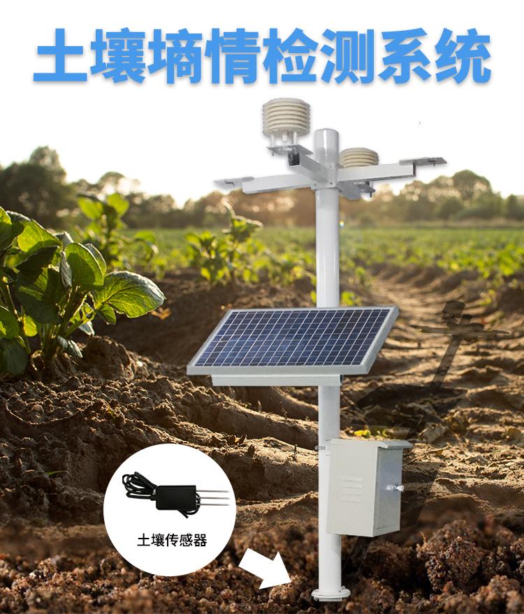 土壤墒情检测系统