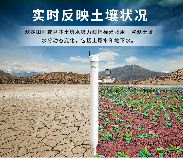 土壤水势传感器