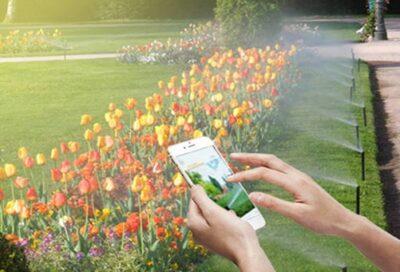 智能化灌溉